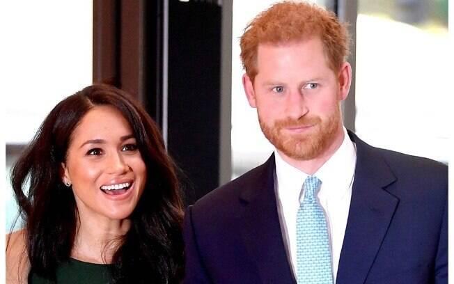 Meghan Markle e Príncipe Harry compraram uma mansão nos Estados Unidos