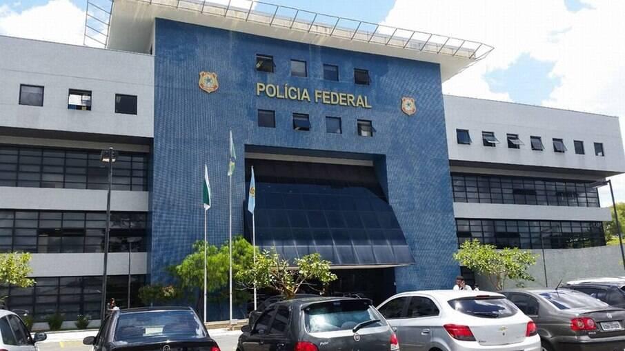 Superintendência da Polícia Federal (PF) em Curitiba