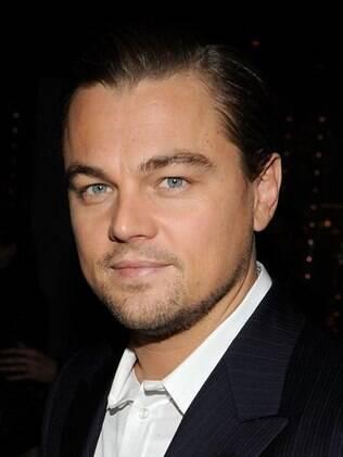 Leonardo DiCaprio: fã das supermodelos