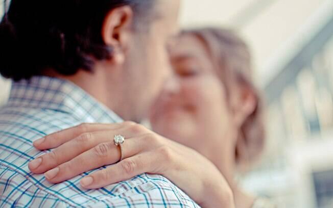 O pedido de casamento inusitado ganhou repercussão nas redes sociais depois que uma estudante leu a pesquisa