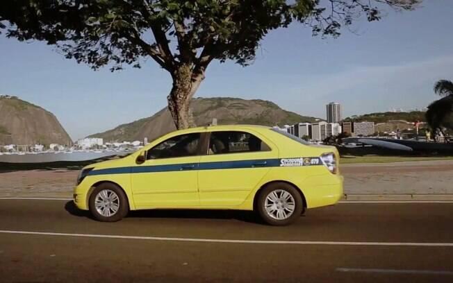 Tarifas de táxi ficaram mais caras no Rio desde o dia 1º de janeiro