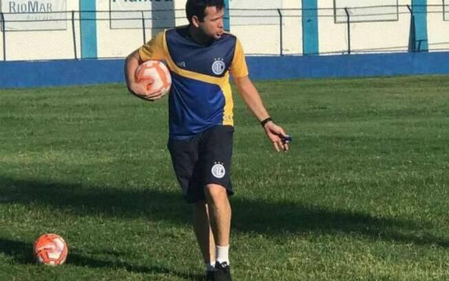 Daniel Paulista vai deixar o Confiança para retornar ao Sport