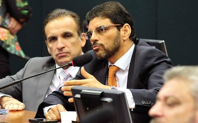 O deputado Claudio Cajado (DEM-BA), nesta terça-feira (14): ele quer espaço maior na comissão