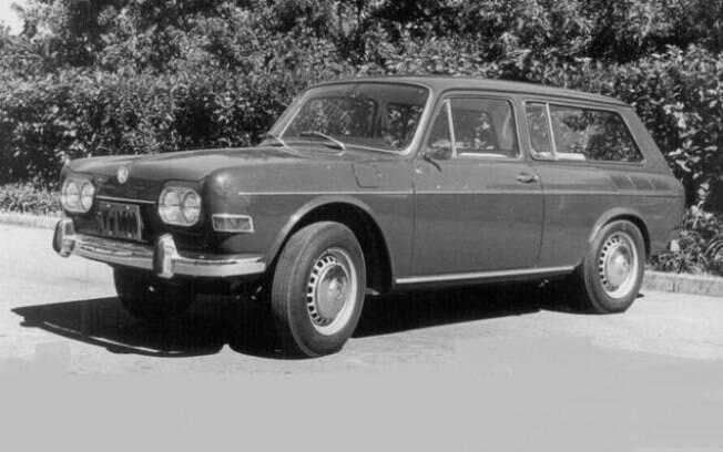 Volkswagen Variant: era uma das peruas mais em conta da época em que as famílias nem sonhavam como SUVs