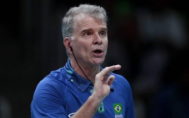 Bernardinho não é mais o técnico da seleção brasileira masculina de vôlei