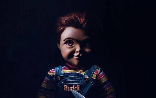 Boneco Buddi, do remake de
