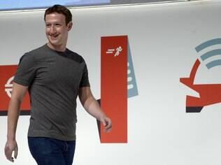 Em vez de Zuckerberg, o presidente do Facebook foi chamado pelo cerimonial do Palácio do Planalto de Suckerberg
