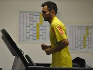 Lateral-esquerdo Eduardo já atuou com o técnico Moacir Júnior no futebol paulista