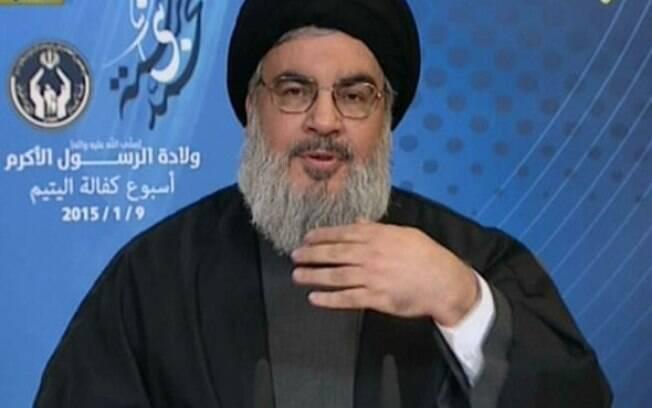 Chefe do Hezbollah é contra qualquer tipo de ataque