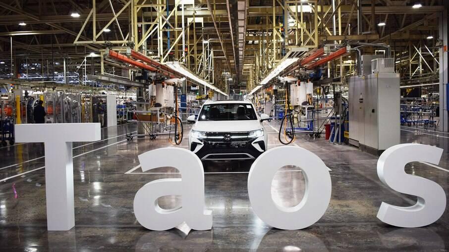 VW Taos:  SUV médio chega com atraso ao Brasil por causa da pandemia do novo coronavírus que atrapalhou o cronograma