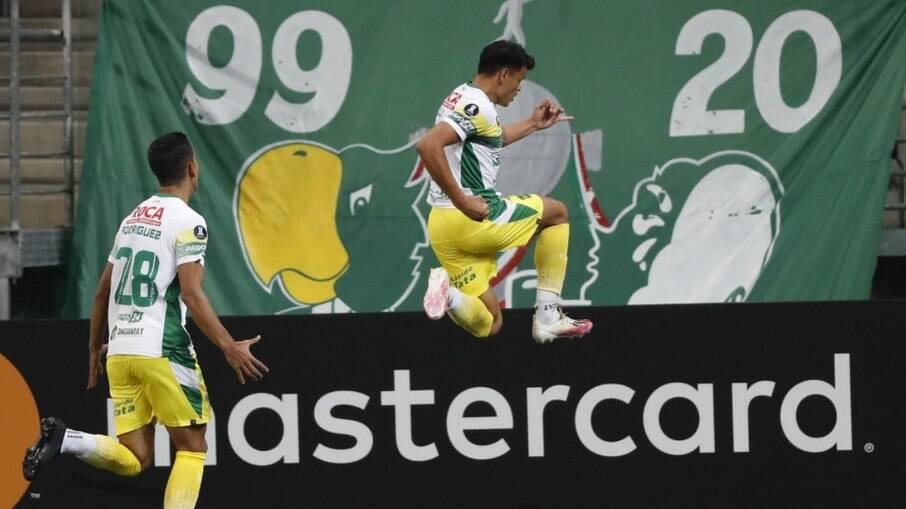 Palmeiras X Defensa