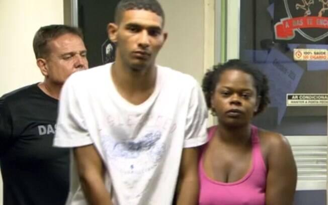 Homem de 19 anos e mulher de 32  foram encaminhados à sede da Divisão Antissequestro (DAS)