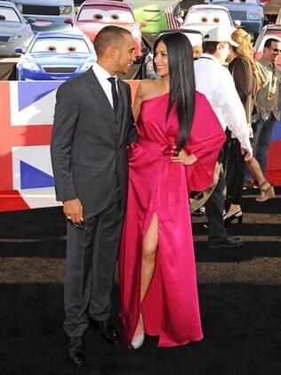 Lewis Hamilton e Nicole Scherzinger reataram o namoro