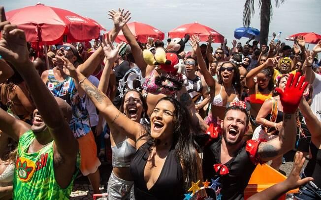 Blocos de carnaval