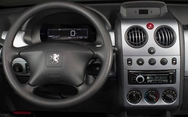 Peugeot Partner estreia o cluster digital que equipa o C4, incluindo o SUV Cactus, que chegará em setembro