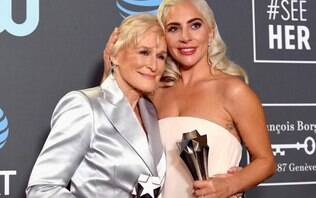 Glenn Close é favorita, mas Lady Gaga ganha fôlego para melhor atriz no Oscar
