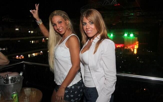 Valesca Popozuda e Raquel Pacheco