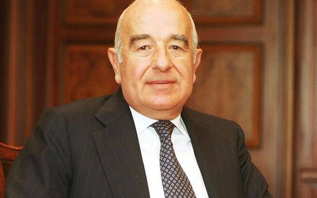 Joseph Safra, considerado o homem mais rico do Brasil, morreu em 2020