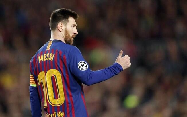 Lionel Messi recusou proposta do Real Madrid