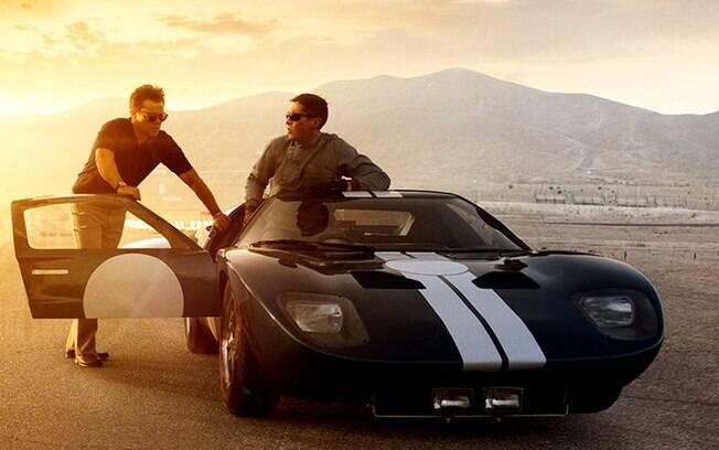Ford vs Ferrari, que entrou em cartaz no ano passado, levou prêmios de Melhor Edição e Melhor Edição de Som.