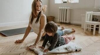 Saiba os benefícios da prática na infância