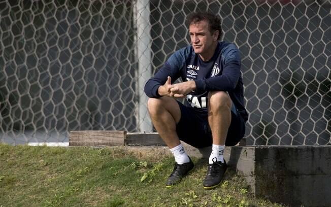 Cuca já trabalhou no São Paulo