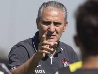 Tite quer vitórias para acabar com a crise no Corinthians