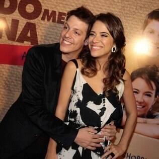 Fábio Porchat e Miá Mello estreiam peça em São Paulo