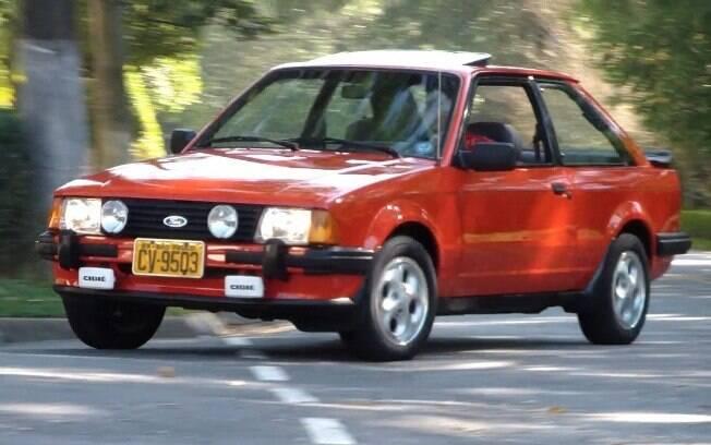 Estava entre os carros bons dos anos 80. Mas será que as pessoas sabiam o desempenho do 1.6 CHT era baixo?