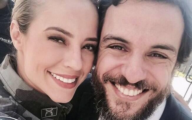 Para copiar o look de Jeiza, a personagem de Paolla Oliveira, você pode optar pelo batom Não Duvida!, da Maybelline