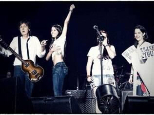 Show de Paul McCartney, no Mineirão