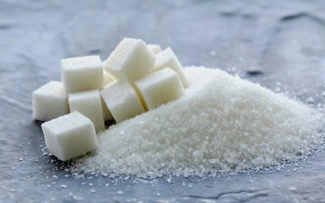 Cuidado com o consumo de açúcar