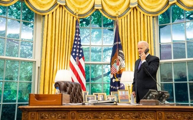 Joe Biden apoia manifestações do povo cubano por liberdade