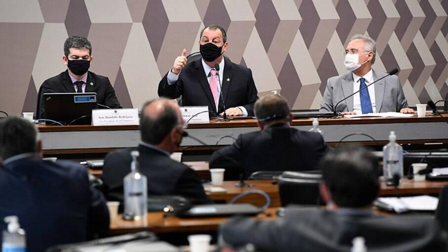 Em 1º dia, CPI da Covid recebe 173 requerimentos de investigações