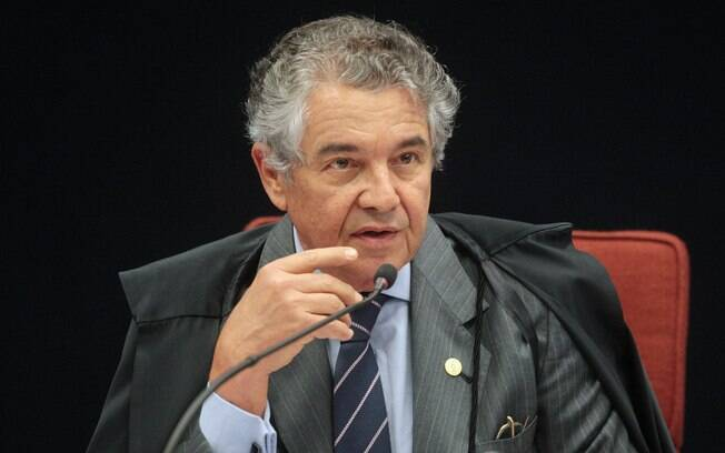 Ministro do STF Marco Aurélio Mello, relator da ação que discute a prisão em segunda instância