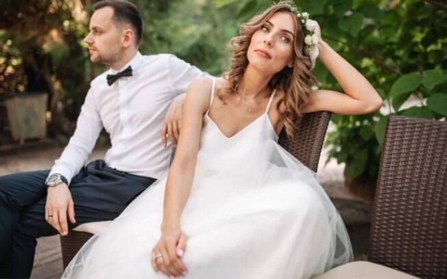 A futura noiva chegou a ameaçar desconvidar a própria irmã