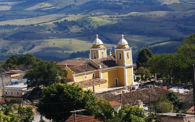 São Thomé das Letras, em Minas Gerais, é pra quem gosta de se aventurar e curtir paisagens naturais