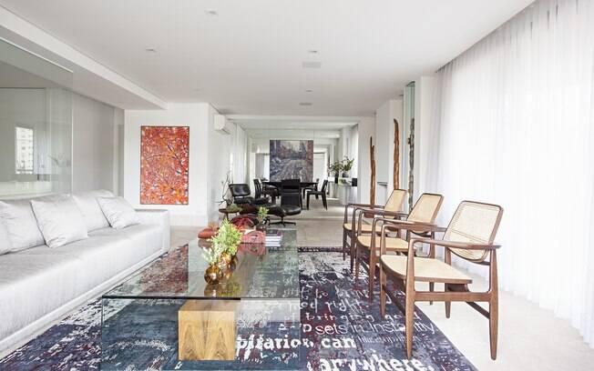 Veja como escolher os melhores tapetes para cada cantinho da casa