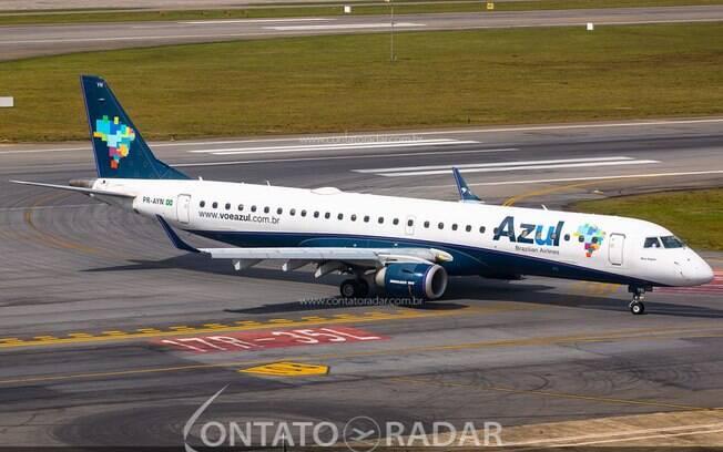 Azul define data de retomada dos voos para Cacoal e Ji-Paraná