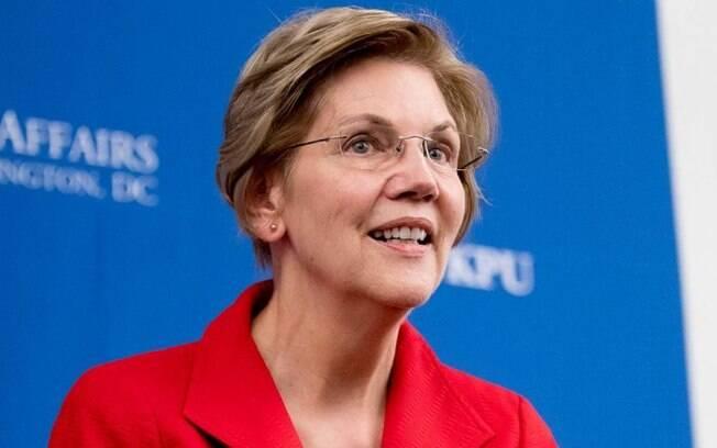 Elizabeth Warren desistiu de concorrer à presidência após perder em prévias