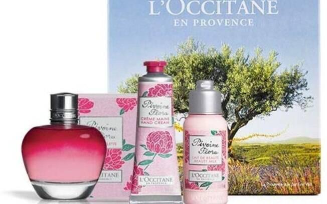 L'Occitane en Provence Pivoine Flora Feminino