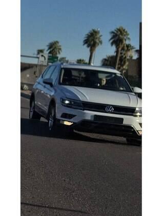 Ao contrário de outros novos SUVs que a VW vai lançar, estilo do novo Tiguan ainda é conservador