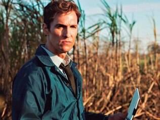 Ascensão. Após levar Oscar de melhor ator, Matthew McConauguey participa de bem-sucedida série de televisão