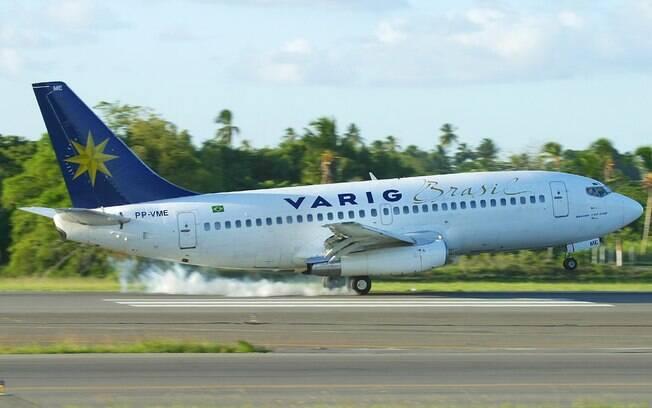 Primeiro Boeing 737 a operar na VARIG será preservado no interior de São Paulo