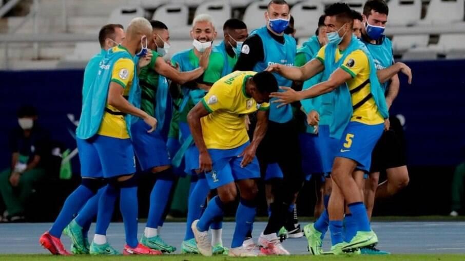 Brasil busca confirmar a primeira colocação do Grupo B da Copa América