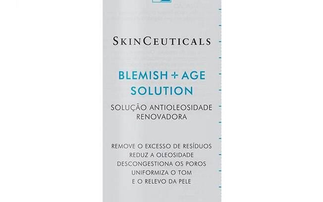 Tônico Facial Skinceuticals - Blemish + Age Solution - 125ml