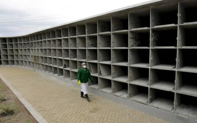 Cemitério Envida Rio, em Queimados, vai abrir quase 400 novas sepulturas