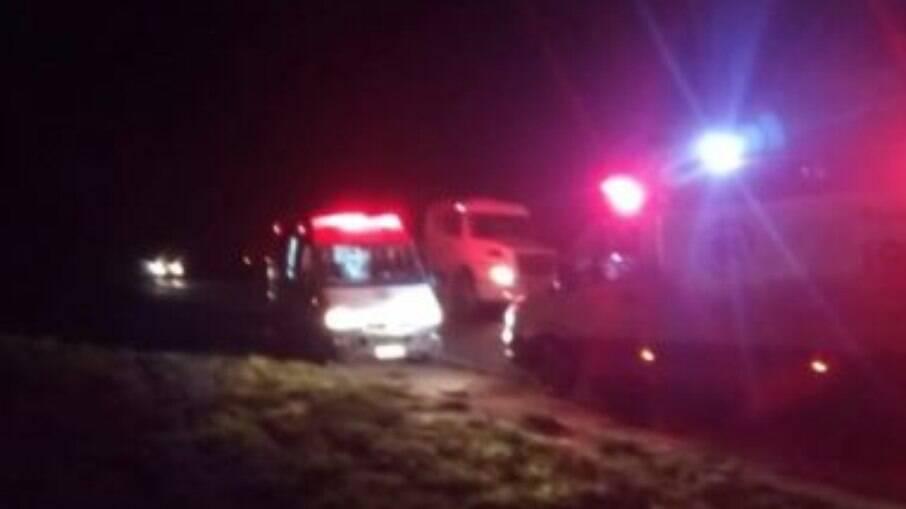 Acidente na BR-020 causa a morte de cinco pessoas da mesma família