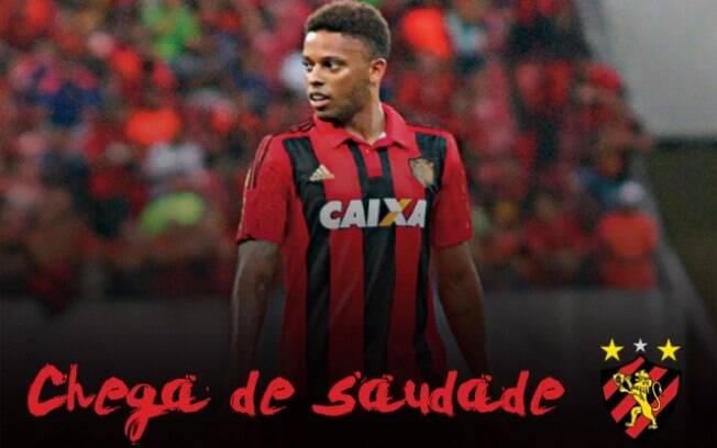 Após passagem por Corinthians e Sporting, o atacante André está de volta ao Sport