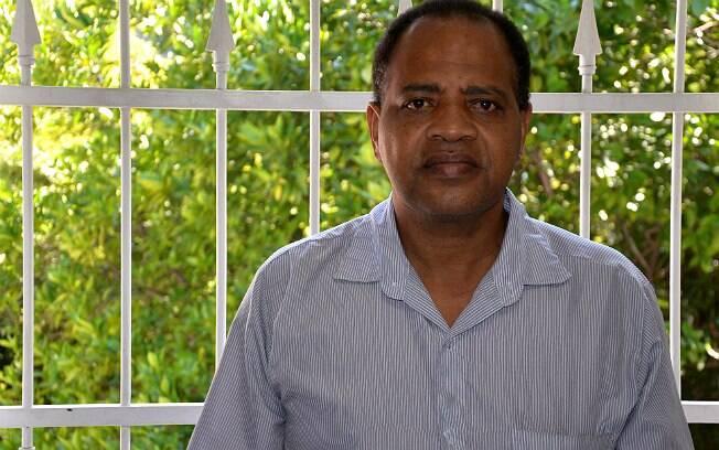 Seu João, de 53 anos, é o diarista mais requisitado da plataforma Blumpa